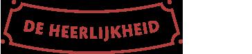 de Heerlijkheid – hoeve voor authentieke vleeswaren Logo